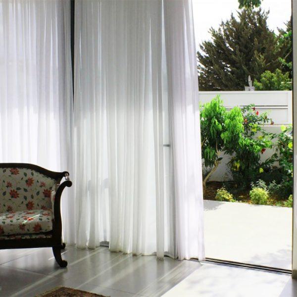 הגינה היא חלק מהבית