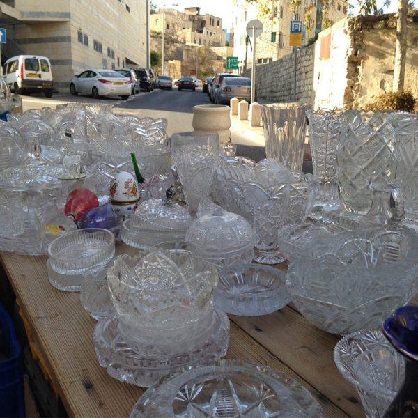 שוק הפשפשים בחיפה