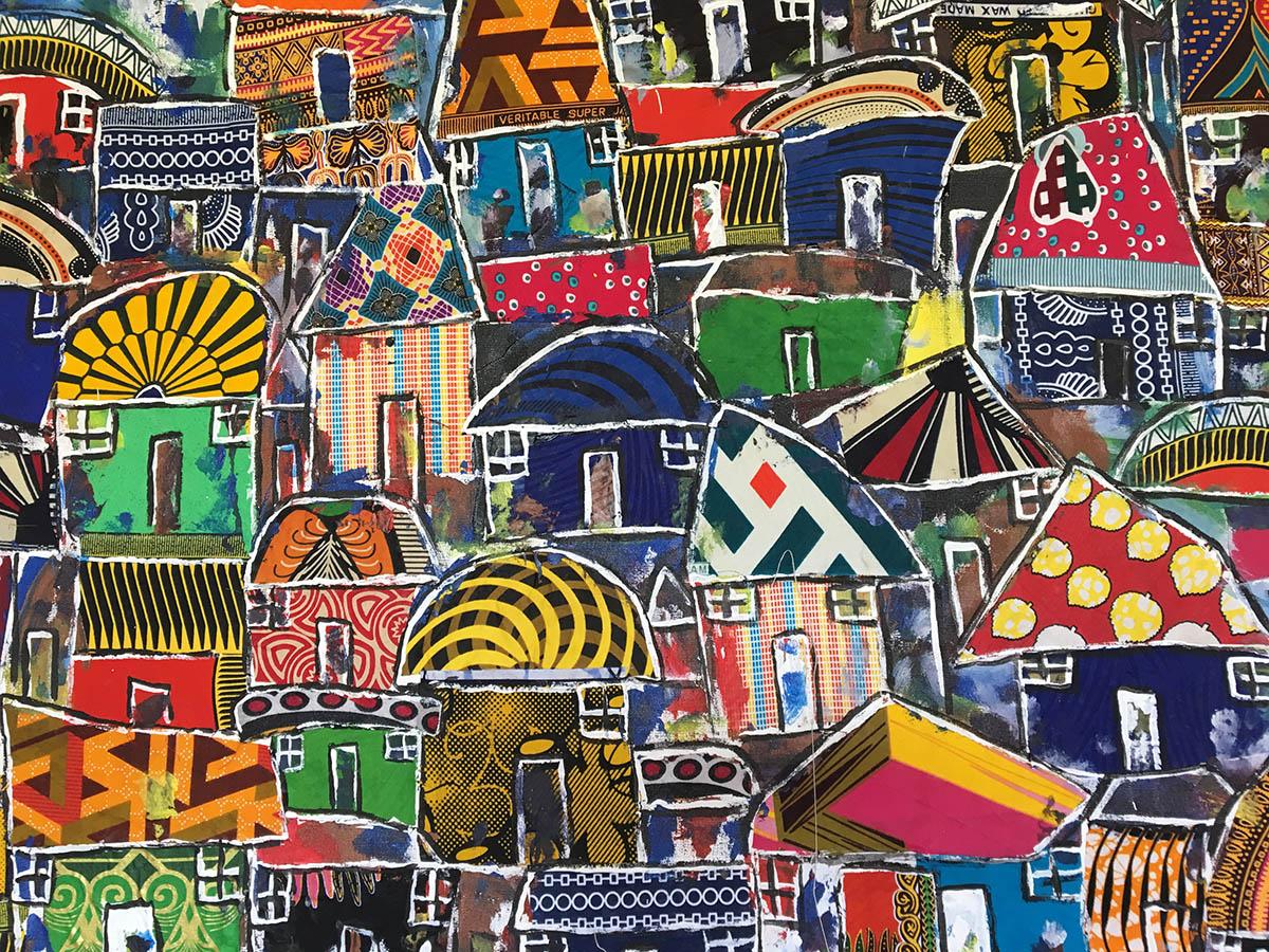 זכרונות מאפריקה – מנקודת מבט של מעצבת
