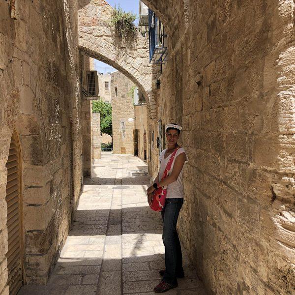 סמטאות הרובע היהודי