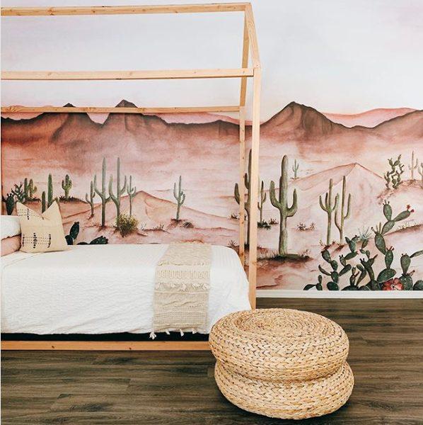 עיצוב קירות הבית - ציורי קיר