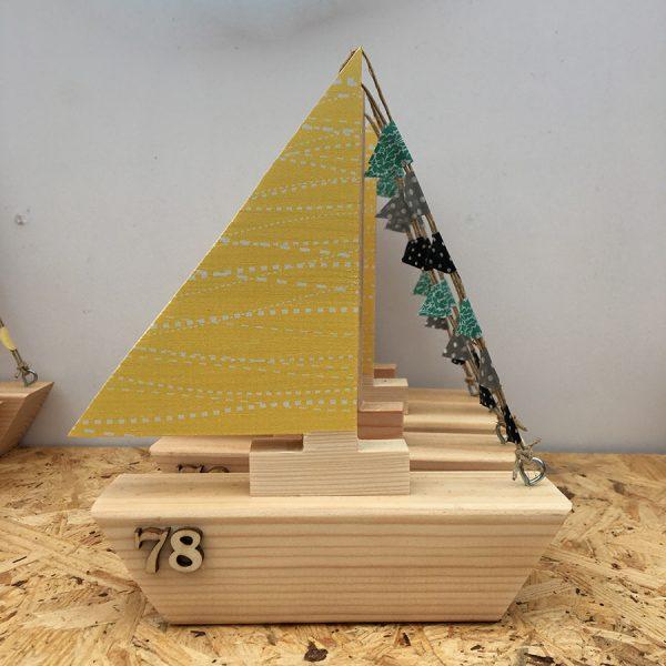 סירות עץ