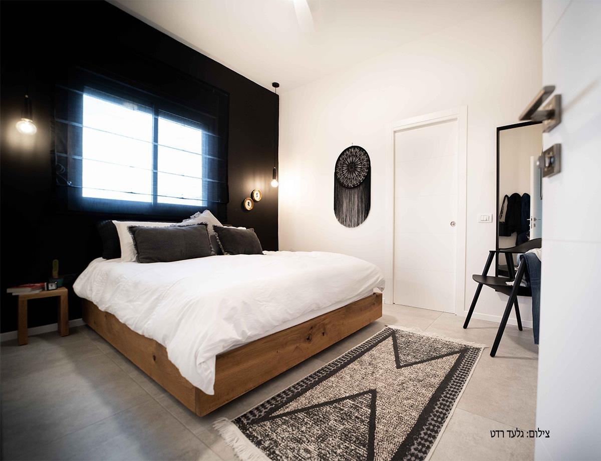 שחור בעיצוב הבית – הלבן החדש