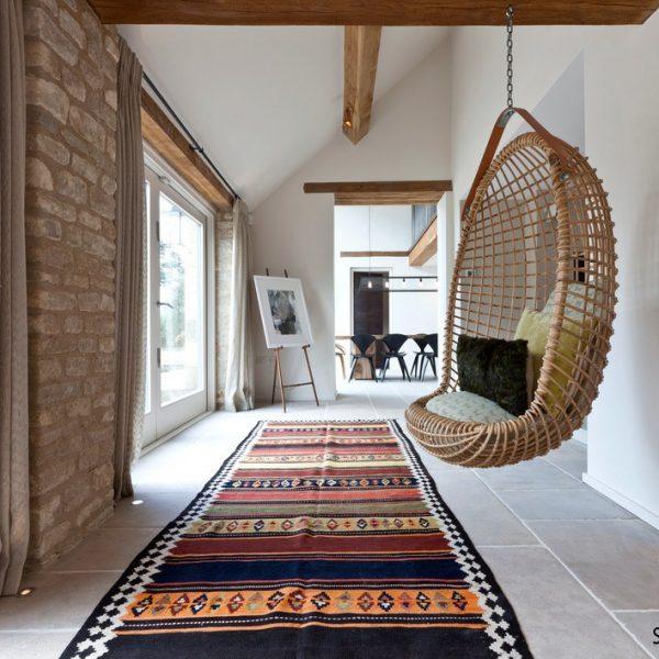 שטיחים בעיצוב הבית - מגדיר מסדרון